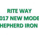 クロモリバイク。SHEPHERD IRON F 2017年モデル。
