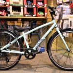 ブリヂストン 人気のジュニア自転車 シュライン入荷です!