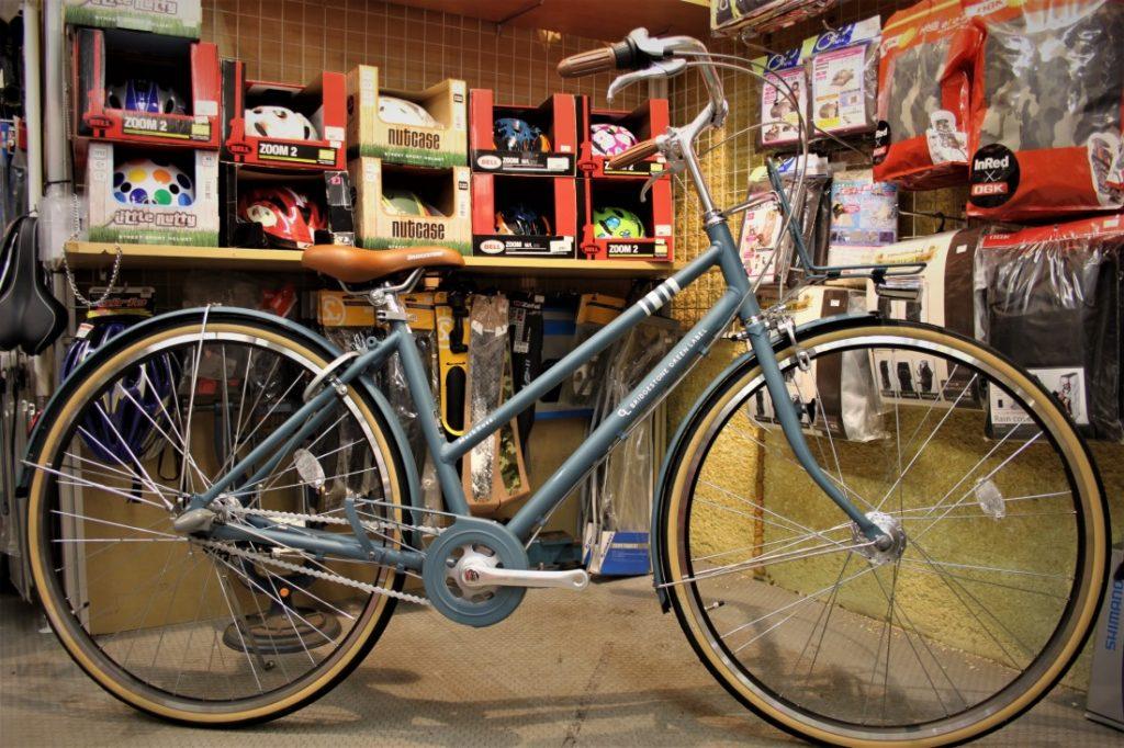 毎日使う自転車だからこそ、お気に入りの1台を。
