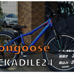 mongoose ROCKDILE 24
