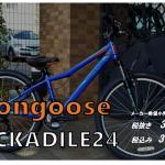 mongoose ROCKDILE 24