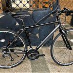 やり過ぎ仕様のクロスバイク BRIDGESTONE F24