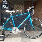 クロスバイクといえばこれ!GIANT ESCAPE R3