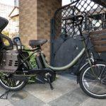 お手軽お子様のせ自転車。ブリヂストン / アシスタC  STD