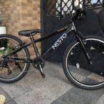 軽量ジュニアマウンテンバイク NESTO / X-VALLEY KID24