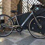 人気の電動クロスバイク、ブリヂストン / TB1e 入荷です!